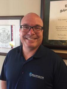 Chiropractor Dr. Steve Hansen
